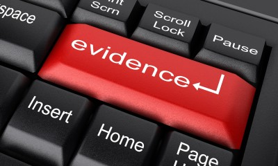 How to back up evidence in an essay