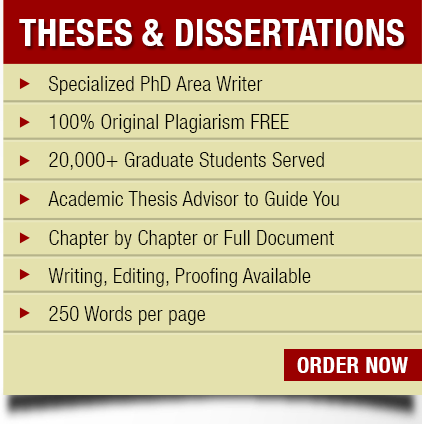 Non dissertation phd university of cape town