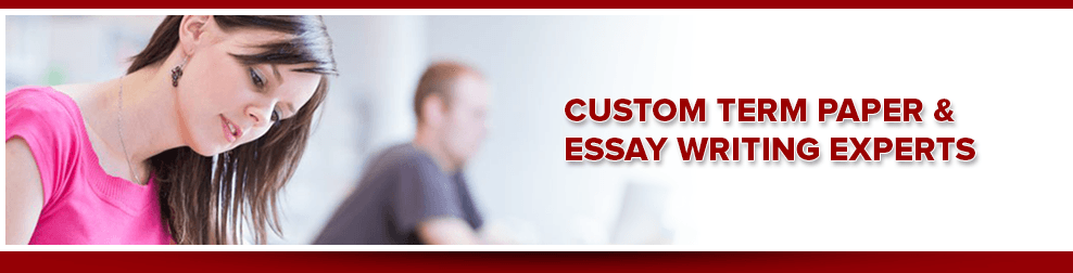 Term Paper Essay Writing Experts