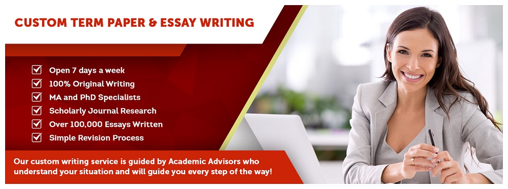 Best Custom Essay Writing Service in USA - The Paper Experts